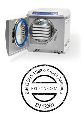 真空ポンプ式高圧蒸気大型滅菌器 DACプロフェッショナル